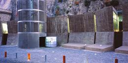 Ubicación de los Refugios de la Guerra Civil de Cartagena
