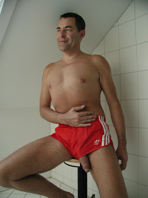 A Hot Big Uncut Cock Dad