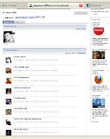 Appear Offline on Facebook, siapa yang online chat facebook saat kita offline