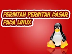 Kumpulan Perintah Command Line Pada Linux