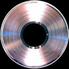 LUNA ROJA disco de Platino