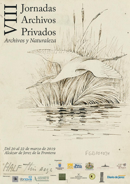 VIII Jornadas Archivos Privados: Archivos y Naturaleza 21/03/2019