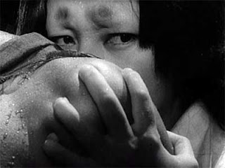 Machiko Kyō in Rashomon