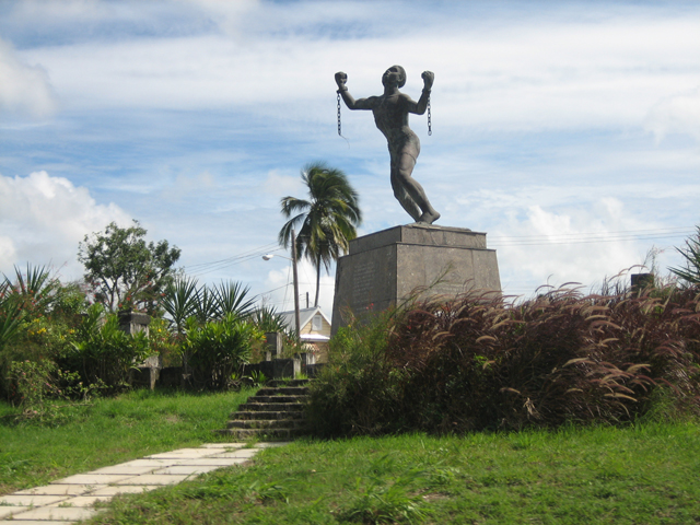 barbados revolt 1816 essay