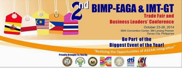 BIMP-EAGA and IMT-GT 2014 Live Social Stream