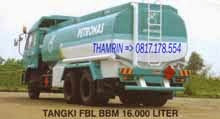 Tangki 16.000 liter