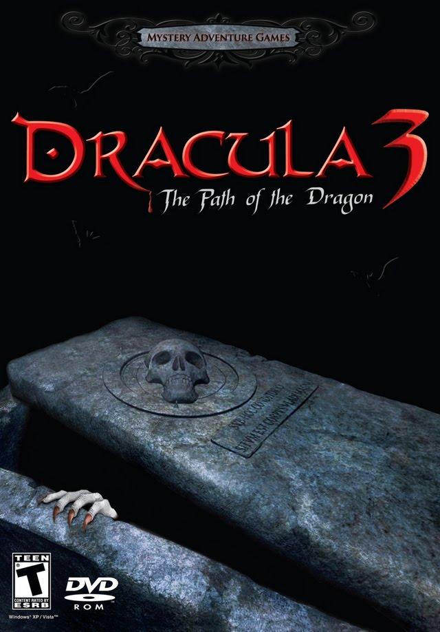 Dracula 3 The Path of the Dragon walkthrough