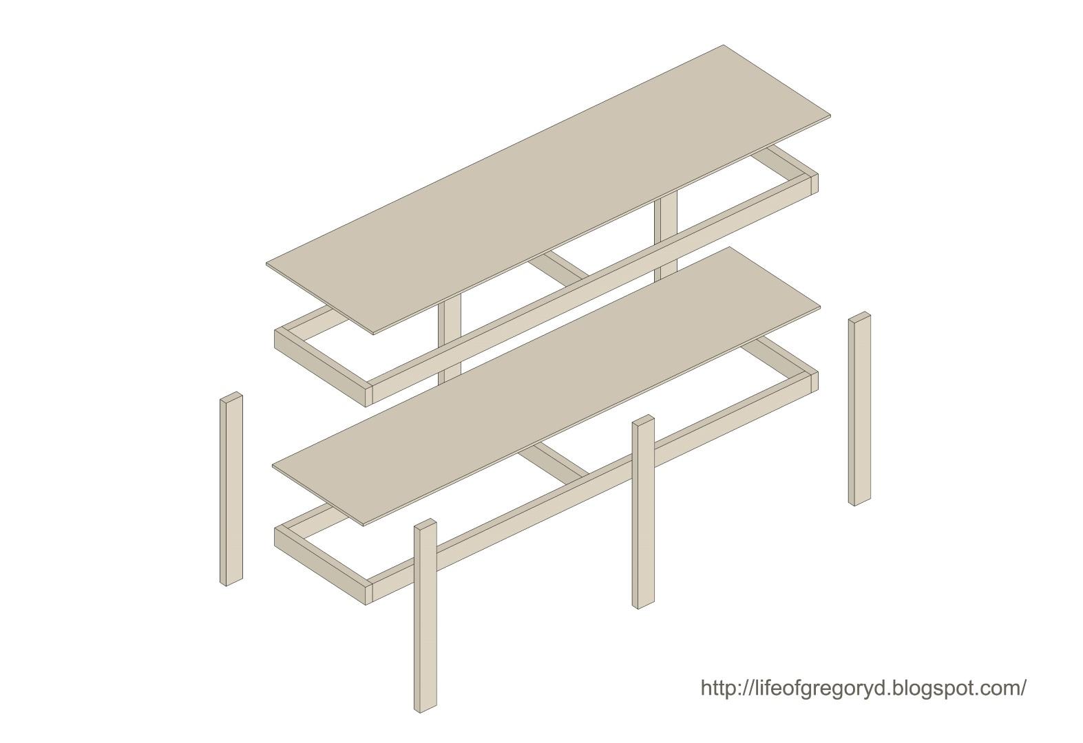 Isometric Bench