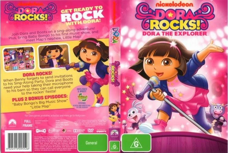 Dora a Aventureira Dora e a Festa Musical DVDRip XviD Dublado Dora a Aventureira Dora e a Festa Musical
