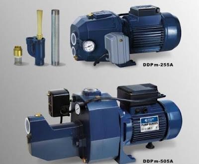 Mesin Pompa Air Merk Wasser Terbaru