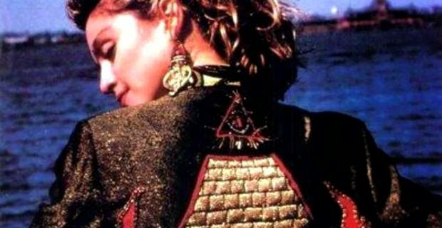 Madonna Sings About Illuminati, All Seeing Eye and New World Order