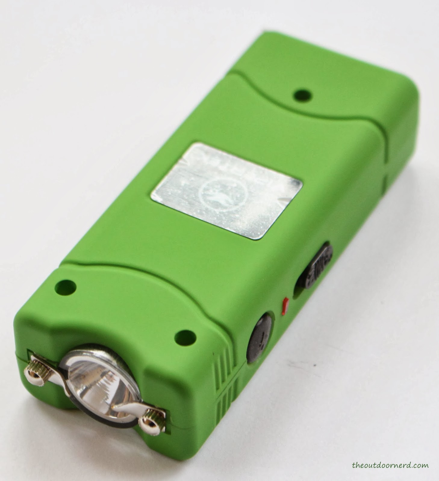 Vipertek VTS-881: Closeup Of Green Model 2