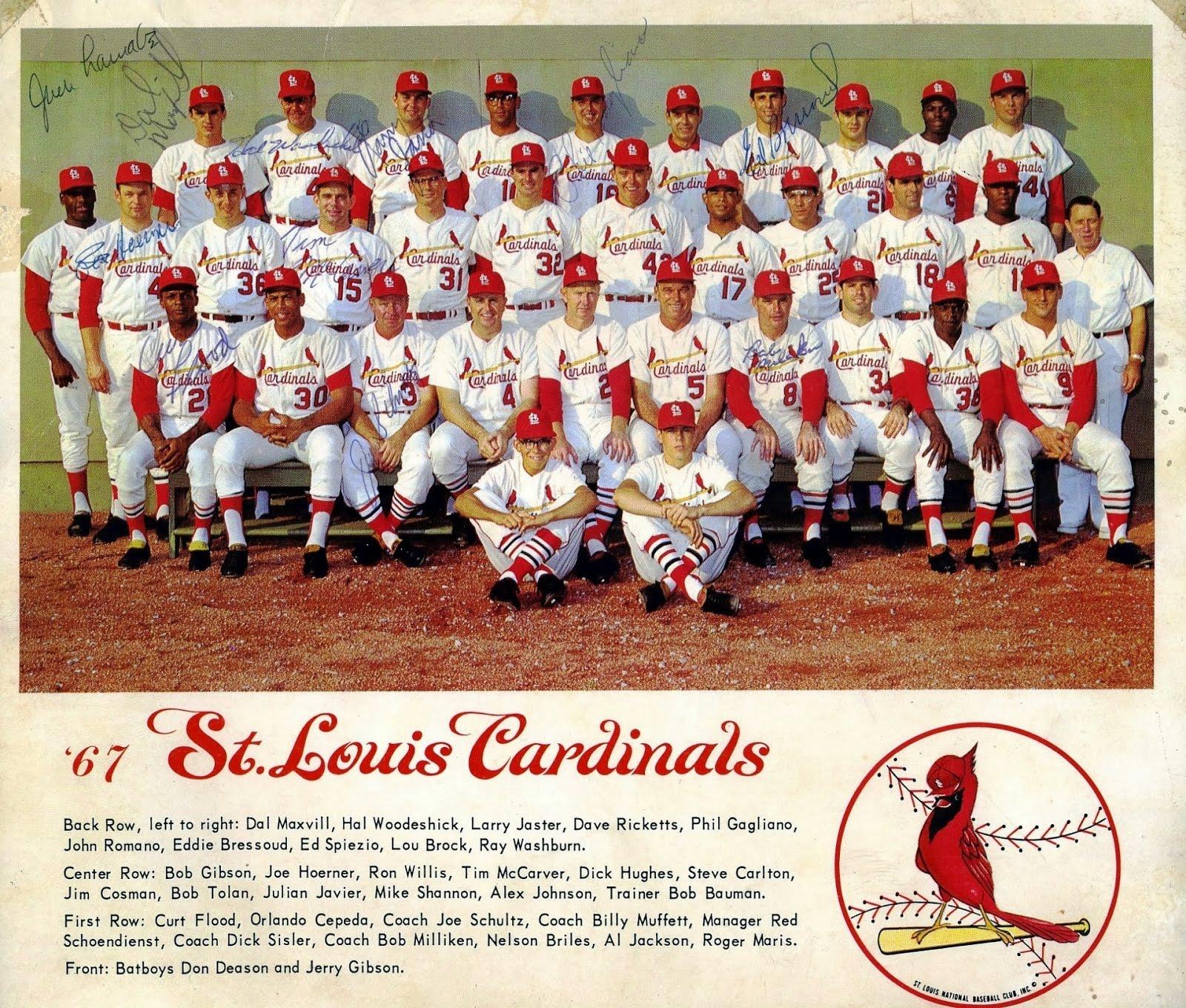 1967 Cardinals
