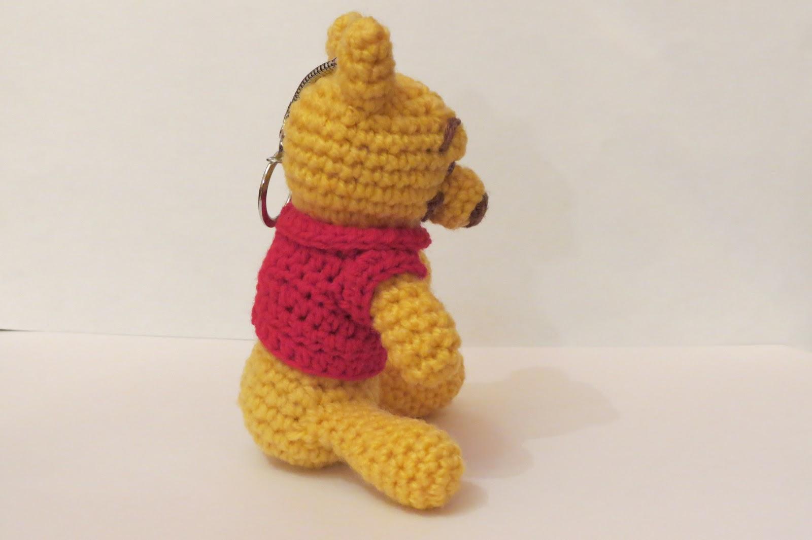 Crochet Amigurumi Eeyore : Crochet Amigurumi Winnie The Pooh Small manal311