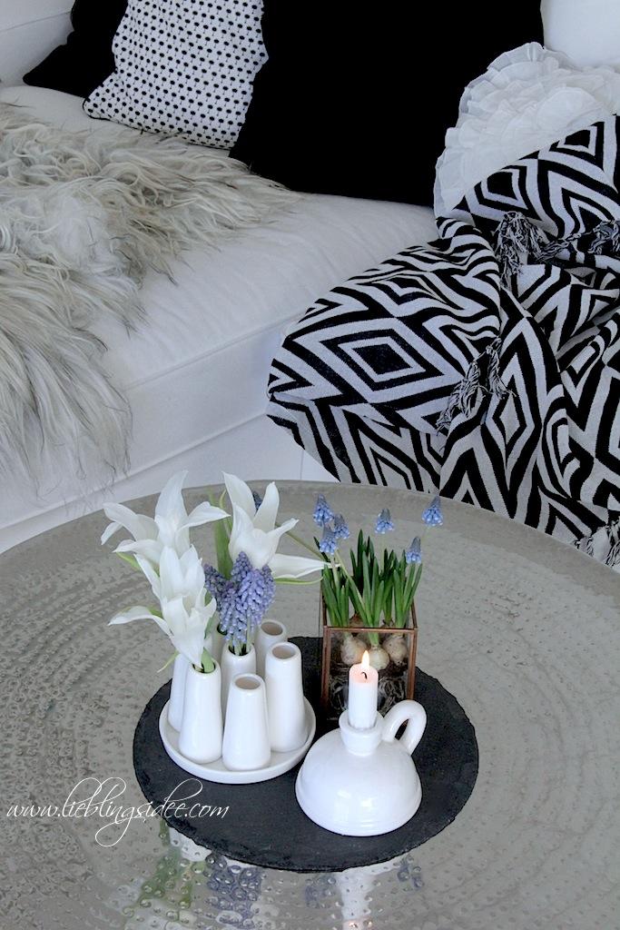 lieblingsidee fr hjahr im hause lieblingsidee. Black Bedroom Furniture Sets. Home Design Ideas