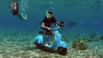 Umbul Ponggok Klaten: Wisata Air Paling Menyenangkan dan Seru