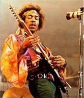 Famous singer rock star Jimi Hendrix had bipolar disorder