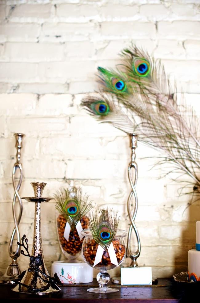 dekoratif kuş tüyü