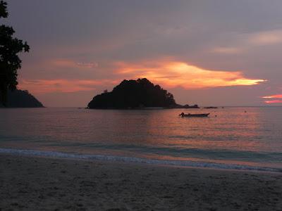 (Malaysia) - Pangkor Island - Nipah Bay