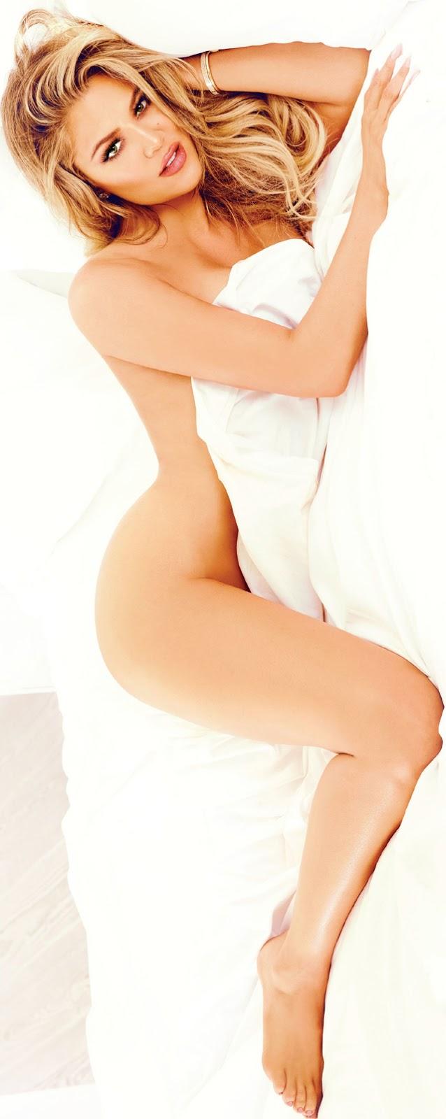 Khloe Kardashian desnuda - Farándula Internacional - Parejas Disparejas