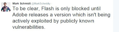 firefox blocks flash