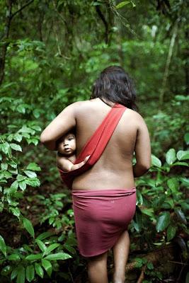 FOTO: Kehidupan Suku Awá, Suku Terasing di Hutan Amazon 2kFANS.com awa dp 84 120425 jpeg 164651