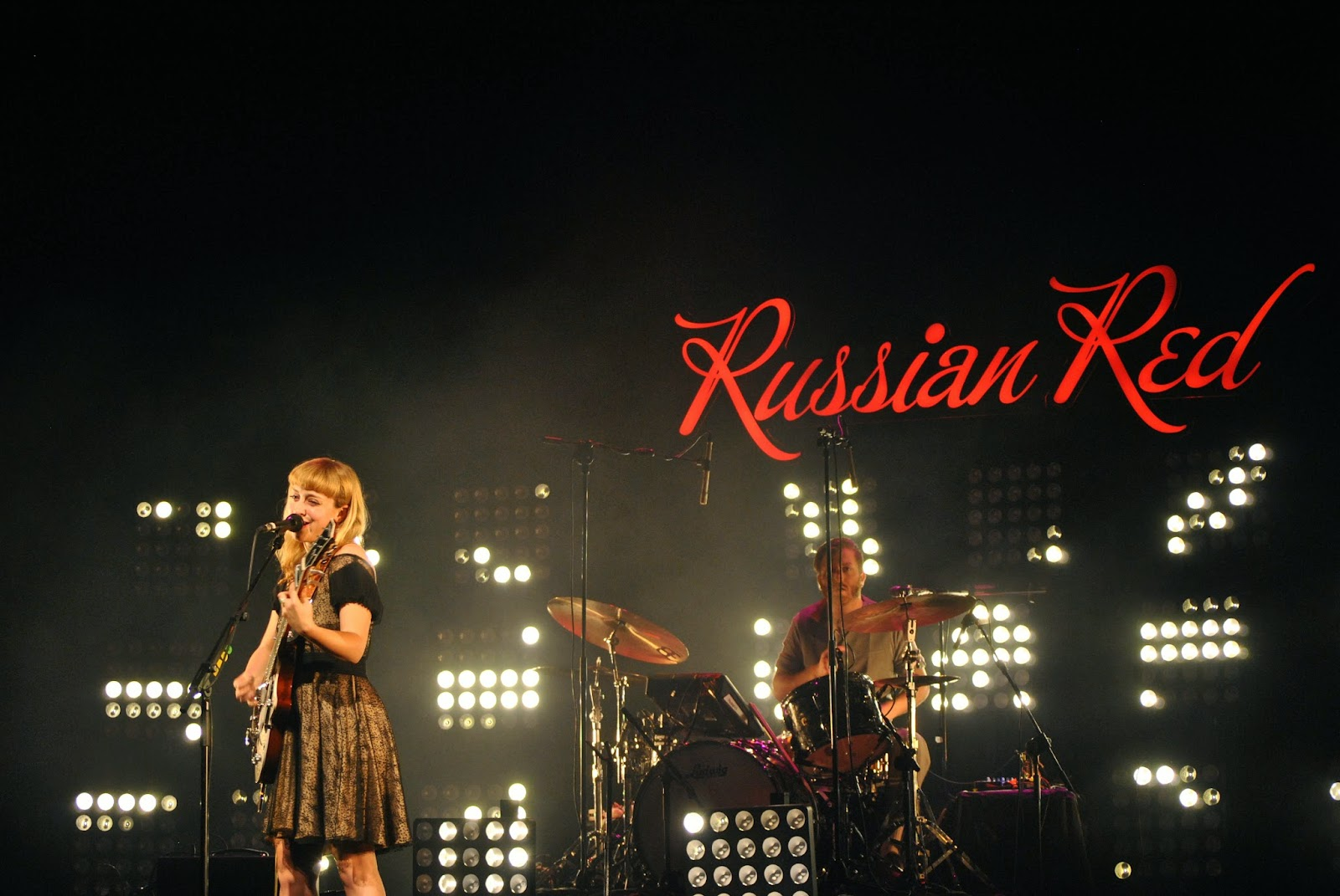 Russian Red