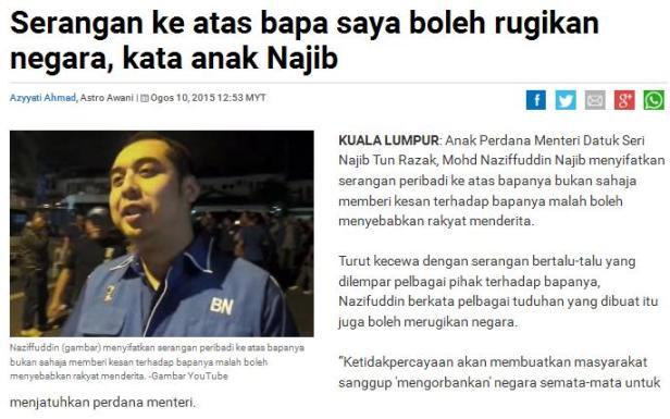 Mohd Nazifuddin Najib