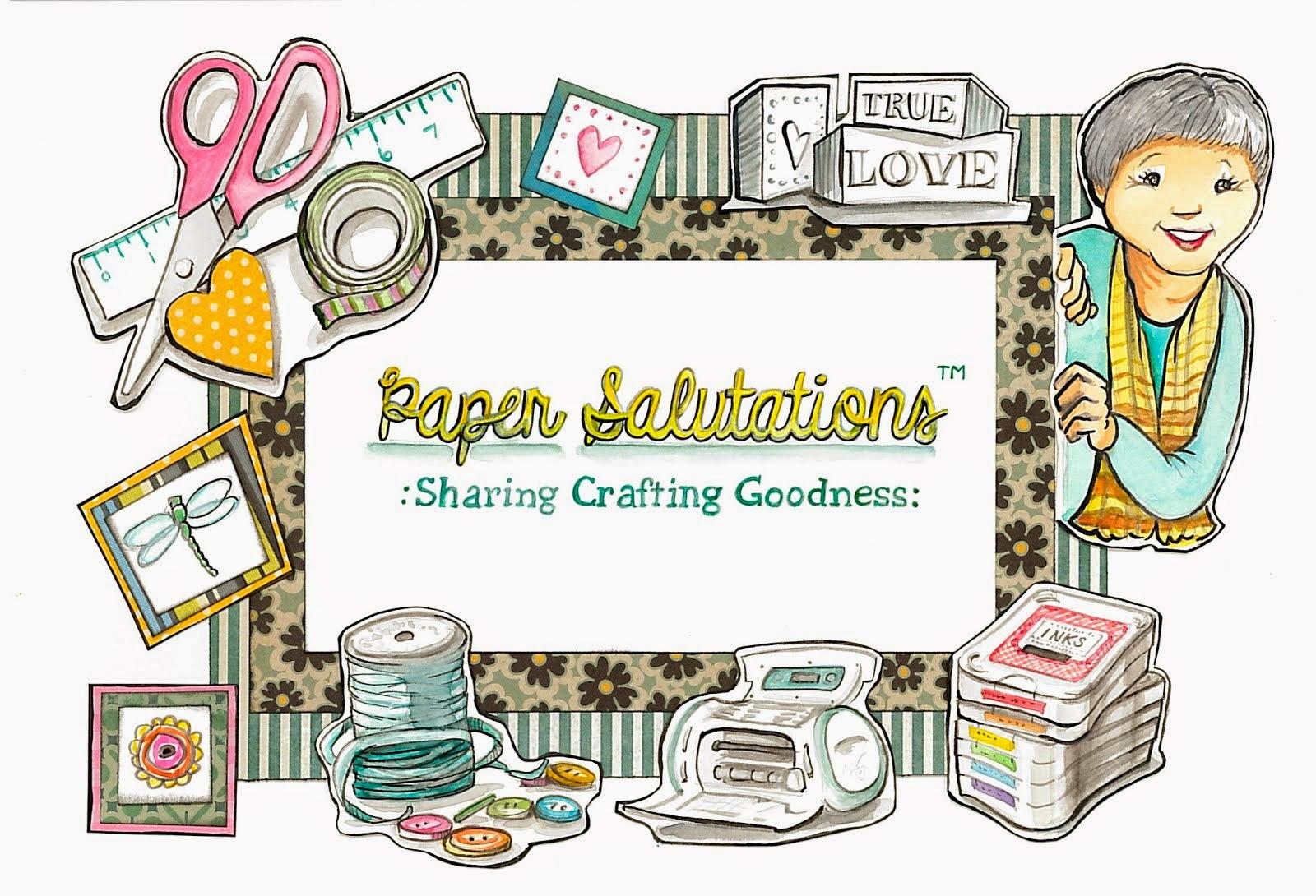Paper Salutations
