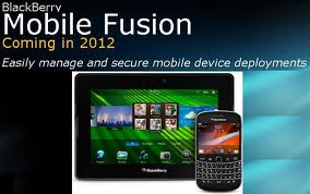 BlackBerry Mobile Fusion Present at Android and IOS