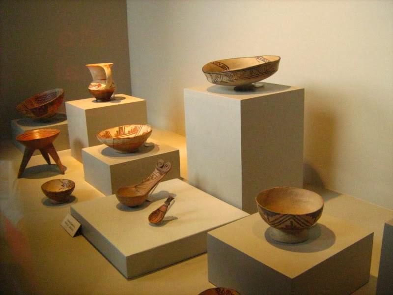 Cultura e historia de per la cultura cajamarca for Que es ceramica