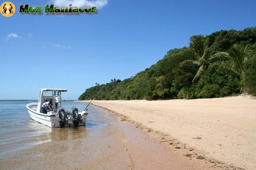 Praia da Ilha de Inhaca
