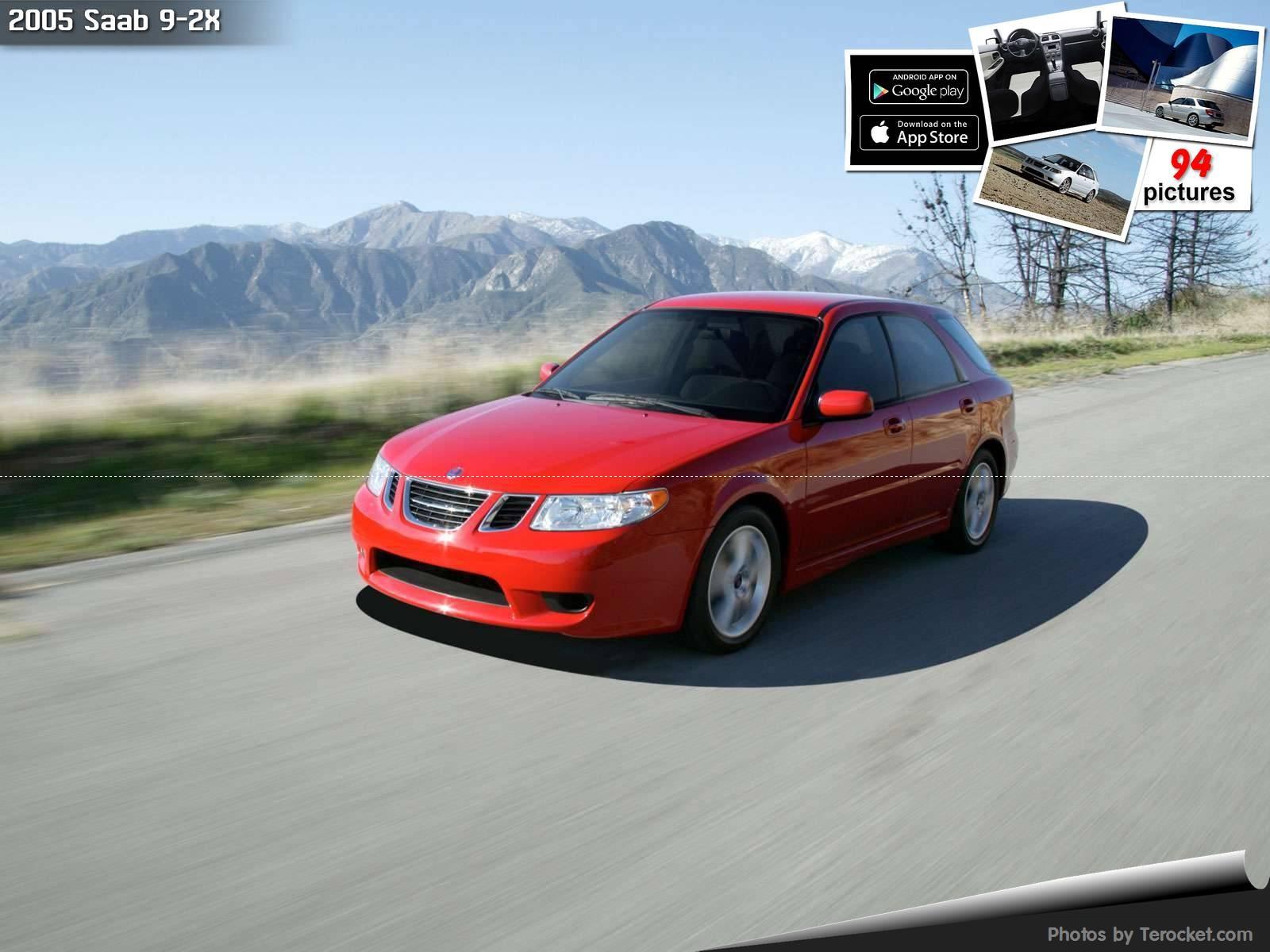 Hình ảnh xe ô tô Saab 9-2X 2005 & nội ngoại thất