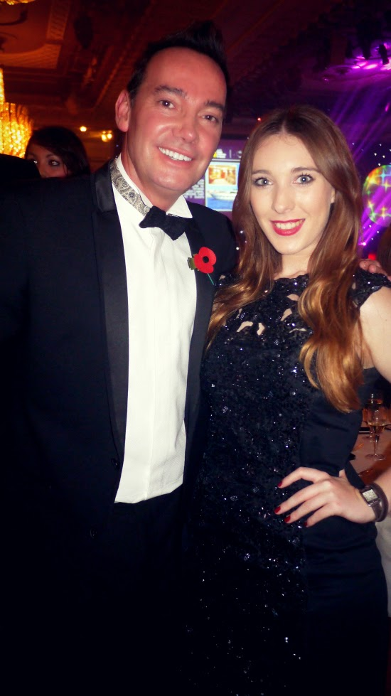 Children in Need An Evening with the Stars Craig Revel-Horwood