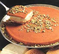 طريقة عمل الكنافة النابلسية بالجبن العكاوى