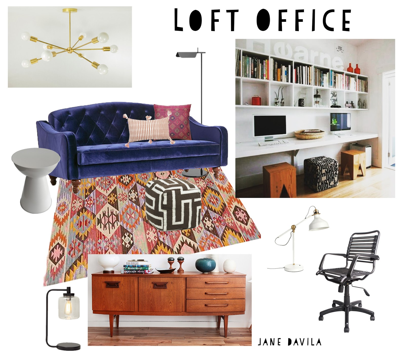 Chary sprouts loft office design for Loft office design