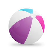 Create a Plastic Beach Ball in Photoshop · Click her to see the full lesson