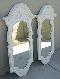 Whimsical Mirrors (SOLD)