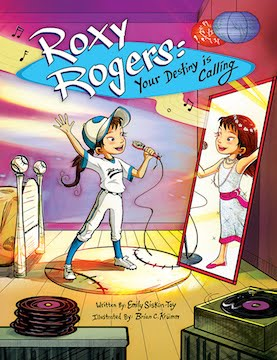 Buy My Baseball Book, Roxy Rogers: Your Destiny is Calling!