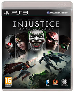 Super Compactado Injustice: Gods Among Us PS3