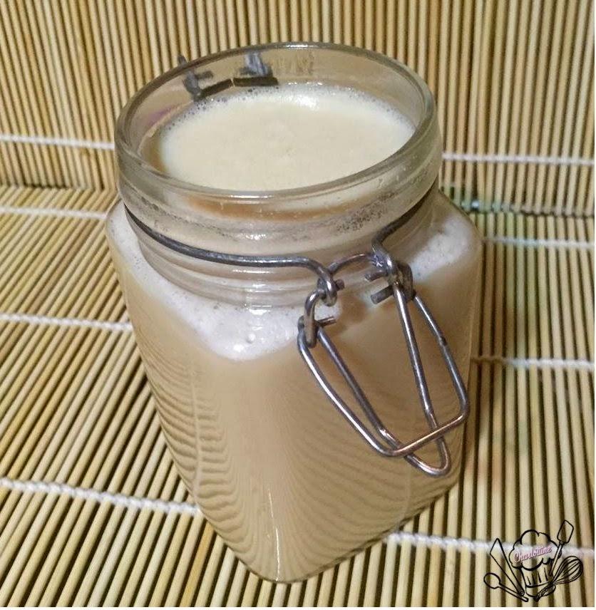 lait concentré sucré maison