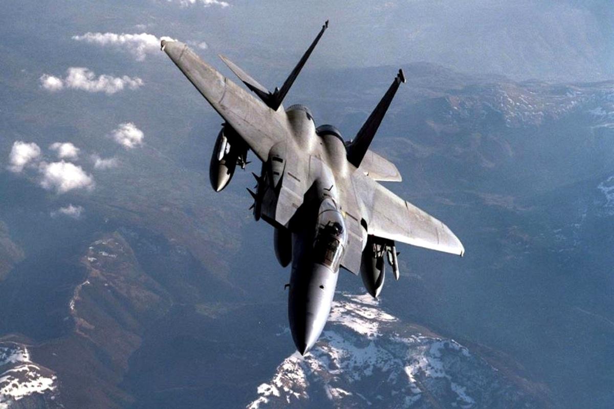 F-15 Eagle (Foto 1)