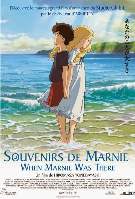 Kỷ Niệm Về Marnie - When Marnie Was There - 2014