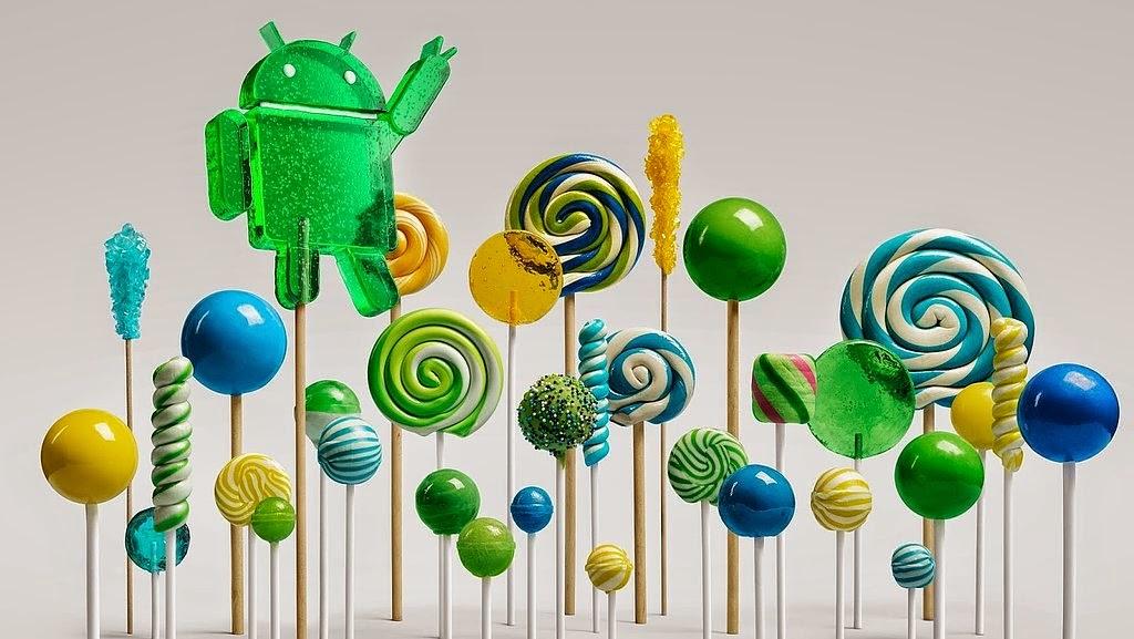 android 5 lollipop nexus 6