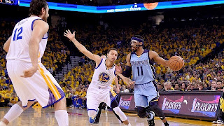 Golden State Warriors vs. Memphis Grizzlies: Game 3 Preview, Prediction and Live Stream