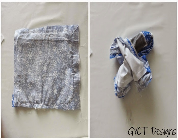 DIY Photo Pillow Tutorial by GYCT