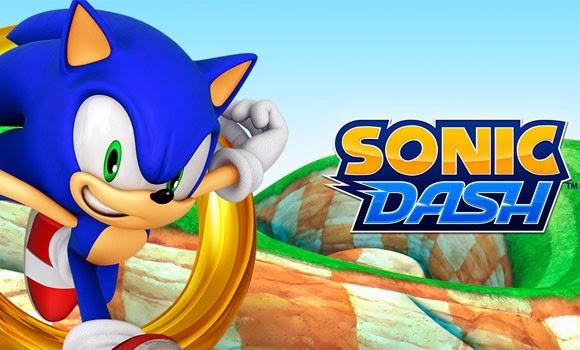 Download  Game Sonic Dash untuk OS Windows