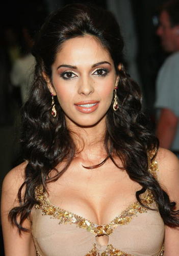 And of course what Malaika, Deepika, Katrina and Lisa do; Mallika Sherawat ...