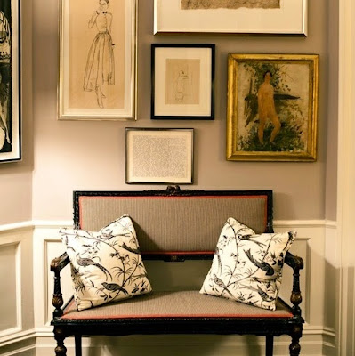 A Touch Of Southern Grace Gallery Wall Inspiration