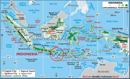 Bali - Destinasi Paling Popular 2013 Menerusi Bing.com